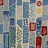 Almedhls gardiner 2 våder sent 1900-tal ca 230 x 130 cm vardera.