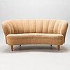 A 1940s sofa.