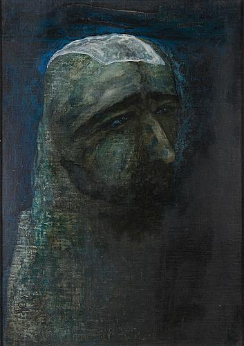 Yuri kononenko, oil on canvasboard.