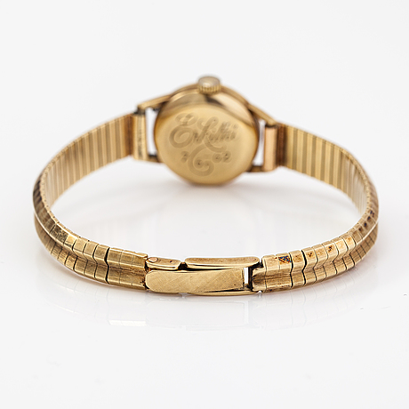 Roamer, wristwatch, 18 mm.