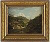 Unknown artist, 19th century, oil on canvas/panel.