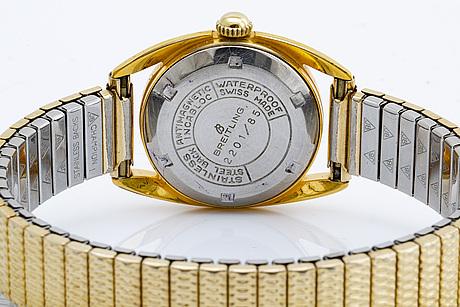 Breitling armbandsur 24 mm.
