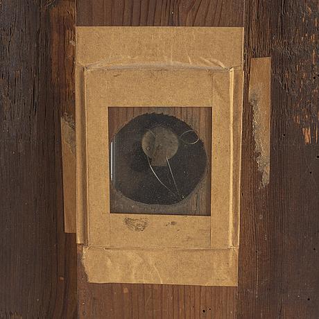 Barometer, sengustaviansk, av johannes lerra, omkring 1800.