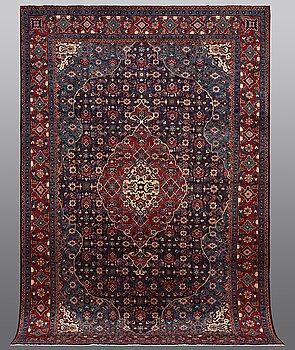 A carpet, Tabriz, ca 350 x 240 cm.