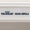 Heikki orvola, tarjouluastia, 'fontana' arabia pro art finland.