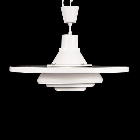 Alvar aalto, a 'a 337' pendant light for valaistustyö.
