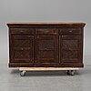 Sideboard / cupboard, late 20th / early 21th century.