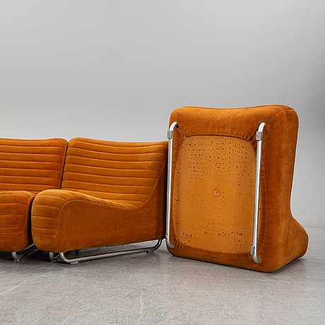 A 1970's sofa from ulferts.