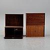 Paul cadovius, a 'cado' shelf system, denmark, 1970's.