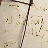 "Anna hackman, veistos, ""landscape"", signeerattu a. hackman -99."