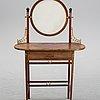 Sminkbord, 1900-talets första hälft.