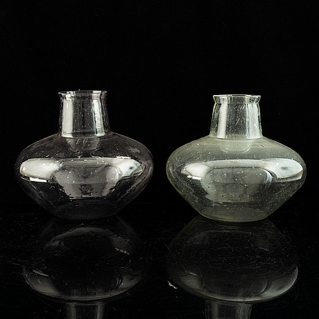A pair of asea wall lamps.