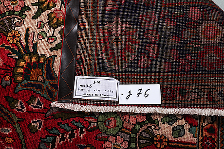 Matta, täbriz, 312x205 cm.