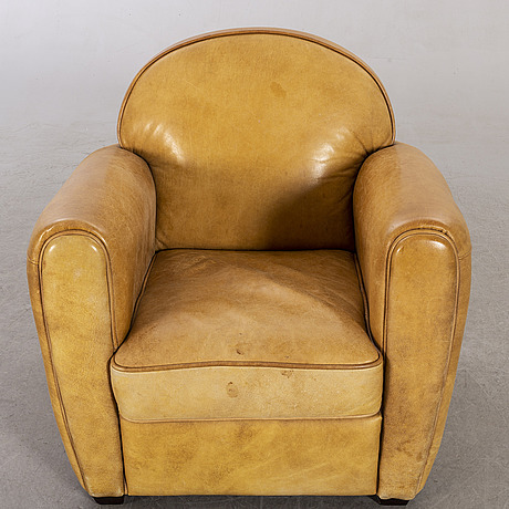 An easy chair end of 20th century.
