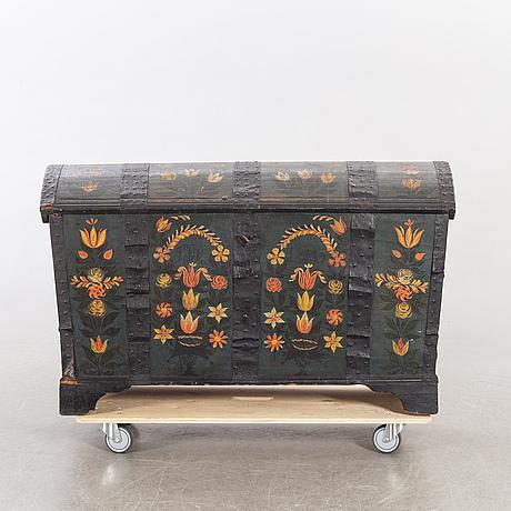 Kista kristianstadsmålaren daterad 1843.