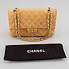Chanel, 'double flap bag', 2006-2008.