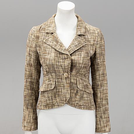 Chanel, a jacket, size 38.
