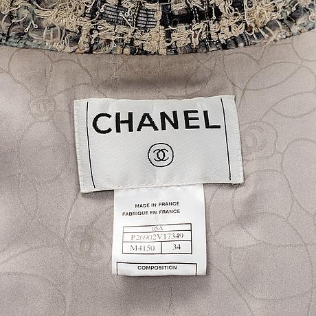 Chanel, jacket/coat, size 34.