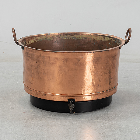 Kopparkittel, 1800-tal.