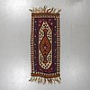 A rug, a kilim, a semi-antique oriental, ca 181-190 x 80-85,5 cm.