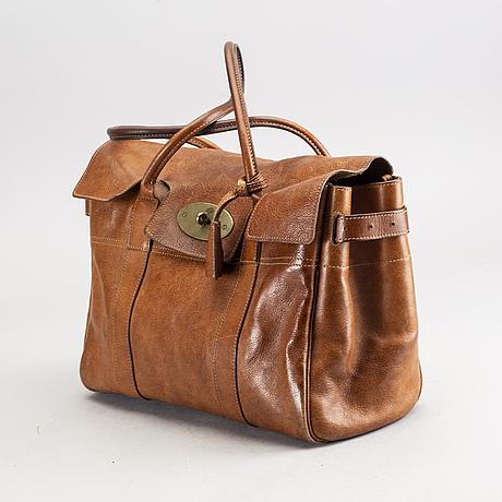 """Mullberry """"bayswater"""" väska."""