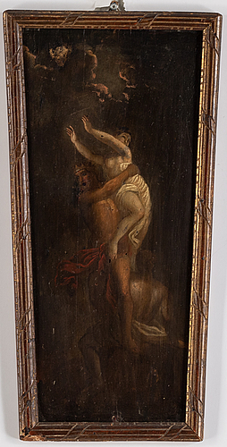Flemish school, 17/18th century, oil on panel.