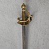 A swedish cavalry sword 1773 pattern.