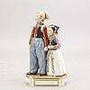 Royal copenhagen, a porcelaine figurine no 12106.