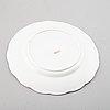 Alf wallander, a 68-piece creamware dinner service 'tulpan', rörstrand.