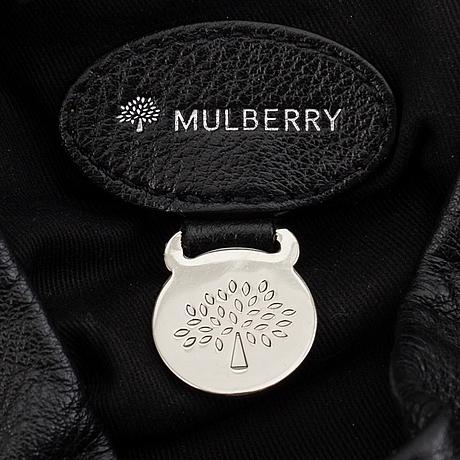 Mulberry, drawstring bucket bag.