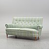 A second half of the 20th century sofa by carl malmsten.