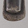 Sabel, (pallasch) m/1893 för kavalleriet.
