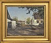 Hans andersen brendekilde, oil on canvas, signed and dated.