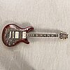 Electric guitar, prs mccarty 594, charcoal cherry burst, 2018.