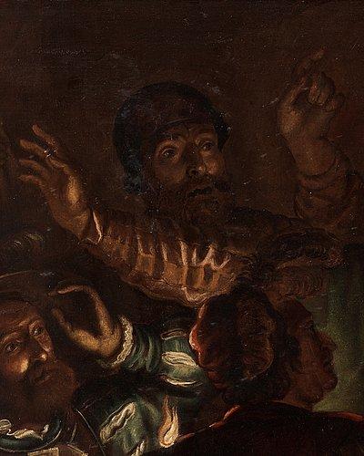 Gérard seghers, efter, olja på duk.