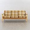 Hans j wegner, ge-290 oak sofa.