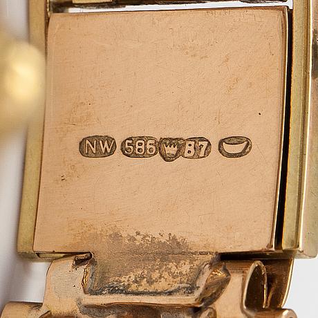 Omega, rannekello, 33 mm.