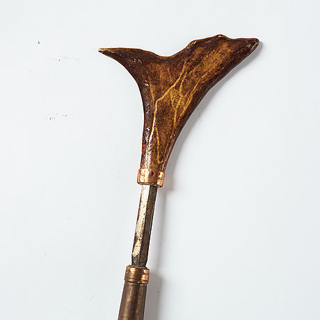 A bear spear, first half of the 20th century.