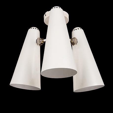 A 1960's 'ae' ceiling light for itsu.