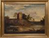 OkÄnd konstnÄr, olja på uppfodrad duk, 1800-tal.
