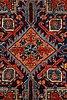 A carpet, semi-antique heriz, ca 318 x 216 cm.