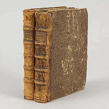 Lectures on Natural Science, 1735-36, with numerous engraved plates.