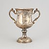 Robert harper, a silver cup, london 1864.