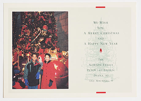 Kara walker, multiple, 1997. peter norton family christmas project 1997.