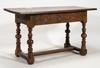 Biblioteksbord, barock, europa och troligen 1700-tal.