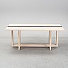 A 21st century 'kosmos' table by kerstin olby.