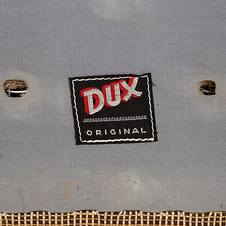 Alf svensson, a 'interior' easychair, dux, mid 20th century.