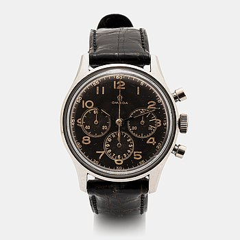 90. Omega, chronograph.