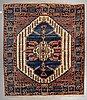 A carpet, oriental, ca 294 x 257 cm.