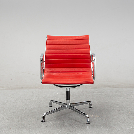 """Charles and ray eames, desk chair, """"ea 108"""" vitra."""
